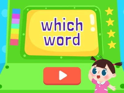 Which Word? Game Cover