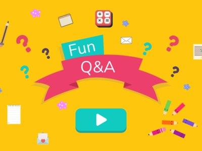 Fun Q&A Game Cover